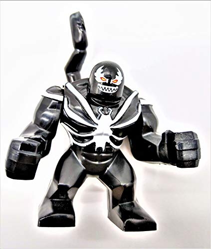 Venom Spider-Man Mini Action Figure / Toy with Movable Hands!