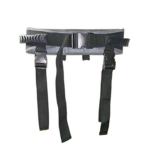 Z-SEAT Lift Sling Patientenlifte - für den Heimgebrauch Elektrischer Transfergürtel Toilettencode Sling ohne Kopfstütze Medizinisches Handicap Vierpunkt-Sling