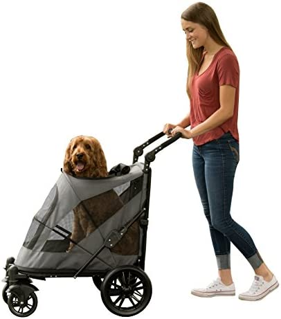 Top 10 Best dog stroller for medium dogs Reviews