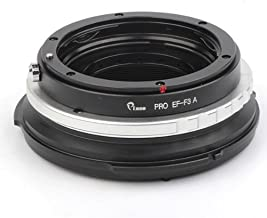 Pixco Lens Adapter for Canon EOS EF Lens to Sony FZ Mount Adapter Ring Without Tripod Mount Sony PMW-F3 F5 F55 Camera