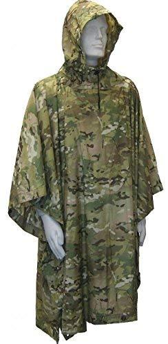 ADV Multicam OCP Military Ripstop Poncho