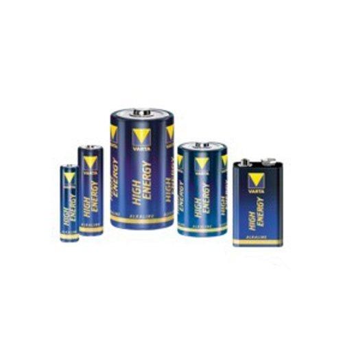 neoLab 2-3024 Batterien Alkaline Micro AA, 1.5V (4-er Pack)