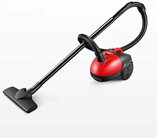Aspirador del Frasco, Ligero y Conveniente for Pisos y alfombras y colchas, no Tejidas Bolsa de Polvo de Color Rojo Xuan - Worth Having