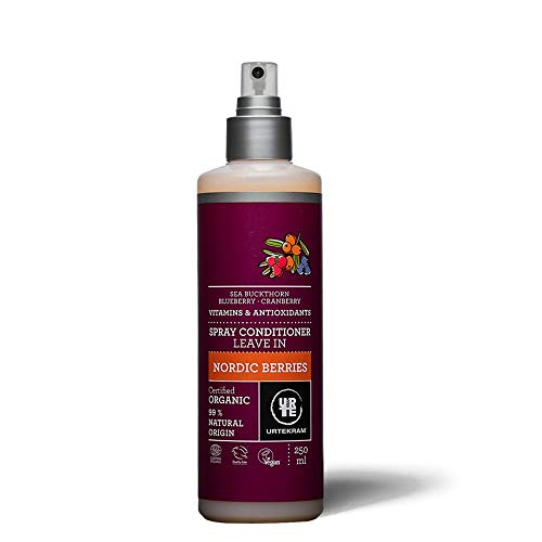 Acondicionador en spray Frutos Rojos BIO Urtekram, 250 ml