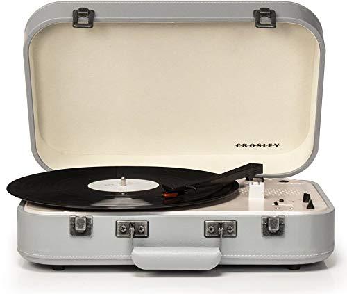 Crosley Coupe Bluetooth Plattenspieler, Grau