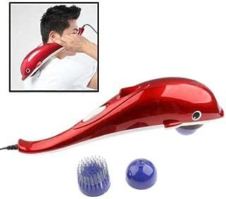 JINYANG Relaxing Dolphin Infrared Massage Hammer, US Plug