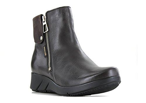 MEPHISTO MAROUSSIA - Bottines / Boots - DK BROWN - Femme - T. 39