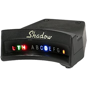 Shadow Electronics - Afinador de guitarras ac?sticas: Amazon.es ...