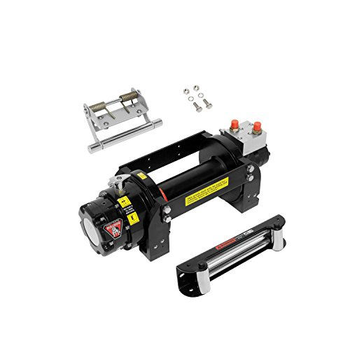Why Should You Buy Bulldog 500413 Hydraulic Winch HW8000, 8000 lbs, 1 Pack