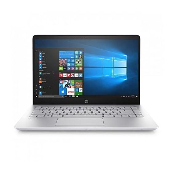 HP 14-bf013tu 2017 14-inch Laptop (Core i3/4GB/1TB/Windows/Integrated Graphics), Silver