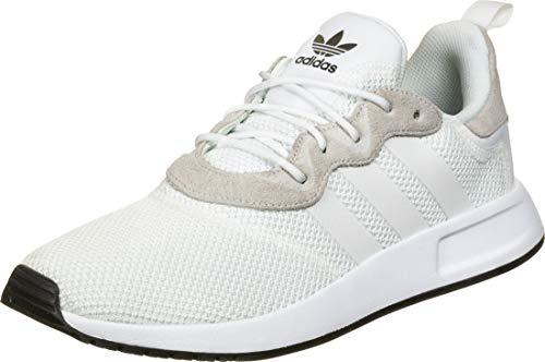 adidas Mens X_PLR 2 Sneaker, White (Footwear White/Footwear White/Core Black), 41 1/3 EU (7.5 UK)