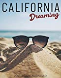 California Calendar 2021-2022: Special Monthly Calendar & Planner - 2 Years Calendar (2021-2022)