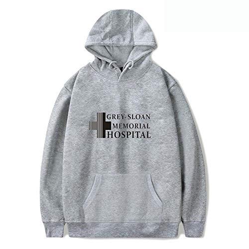 VENOM AD Hoodie Internal Gray's Anatomy Crewneck Pullover Hooded Winter Sweatshirt Men and Women