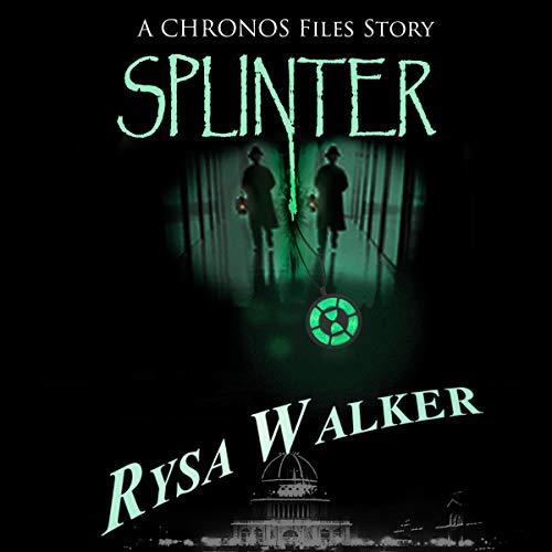 Splinter audiobook cover art