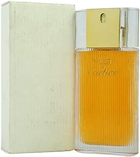 Cartier Cartier Must De Women Eau de Toilette EDT Tester 3.40oz / 100ml