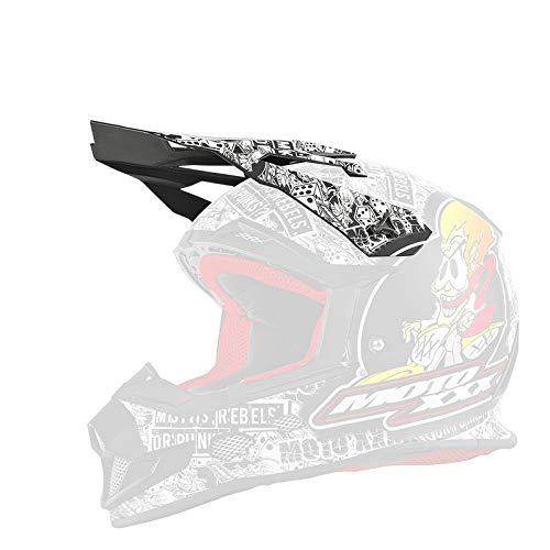 O /'Neal Moto XXX T-Shirt OG Character Noir Sport Loisirs Hommes Femmes Mx Mtb