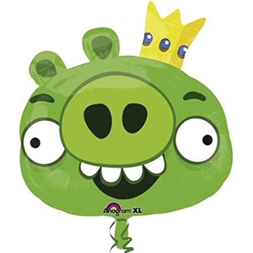 Amscan International Super/Form Angry Birds King Pig Party Zubehör