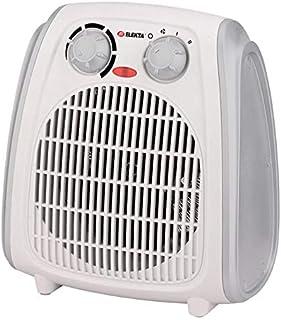 Elekta Fan Heater with Thermostat 2000W, Cool - Warm - Hot Selection