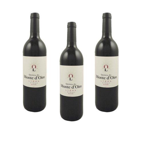 Quinta do Monte d´oiro Lybra Syrah - Vino Rosso - 3 Bottiglie