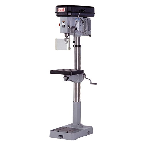 Best Deals! Floor Drill Press, Belt, 18, 1 HP, 120V
