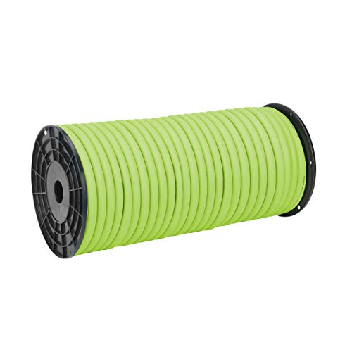 Flexzilla Pro Water Hose, Bulk Plastic Spool, 5/8 in. x 250 ft, Heavy Duty, Lightweight, ZillaGreen - HFZ58250YW