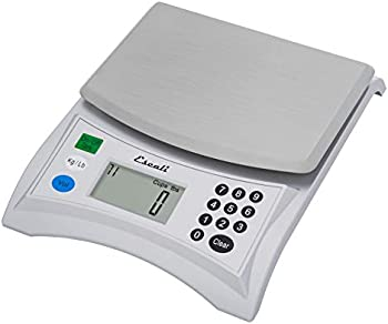 Escali Pana Large Volume Measuring Scale With LCD Digital Display