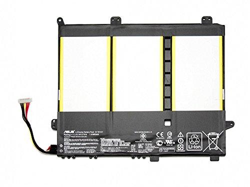 ASUS C31N1431 Batterie Rechargeable Lithium Polymère (LiPo) 5000 mAh 11,4 V - Batteries Rechargeables (5000 mAh, 57 Wh, Lithium Polymère (LiPo), 11,4 V, Noir)
