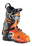 Scarpa Men's Maestrale Ski Touring Boot, orange, 29.5