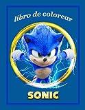 sonic libro de colorear: Sonic 2021 La Mejor Colección De Cómics Para Colorear Con Las Mejores Ilustraciones No Oficiales