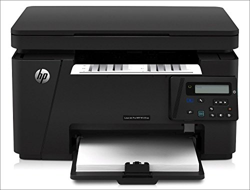 New HP Pro Laser Printer All in one M125NW