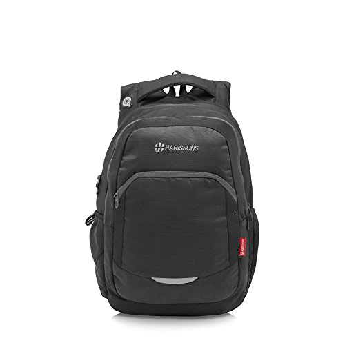 Harissons Xeno 33 Ltrs Blue (15.6 inch) Laptop Backpack/Bag for Men and Women with 3 compartments and Waterproof rain Cover