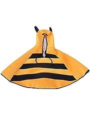NUOBESTY Falda de Abeja Falda de Tutú Vestido de Insecto Trajes de Niñas Vestido de Tutú Traje de Escenario para Niños