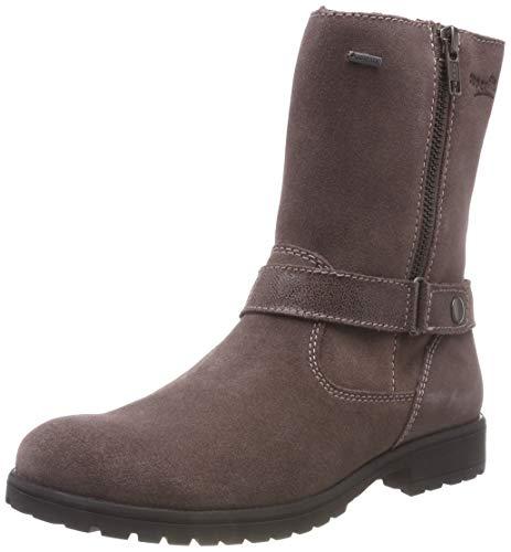 Superfit Mädchen Galaxy Biker Boots, Violett (Lila 93), 38 EU