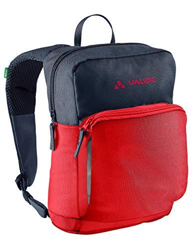Vaude 15483 Unisex Kids' Backpacks 5-9L, Mars Red, 5 Liters