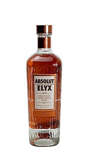 Absolut Elyx Single Estate Copper Crafted Vodka 1L (42,3% Vol) [Enthält Sulfite]