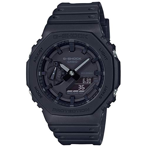 Relógio G-Shock GA-2100-1A1DR Preto