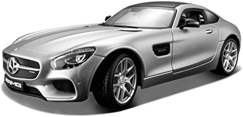 2015 Mercedes AMG GT [Maisto 36204], argent, 1 18 Die Cast