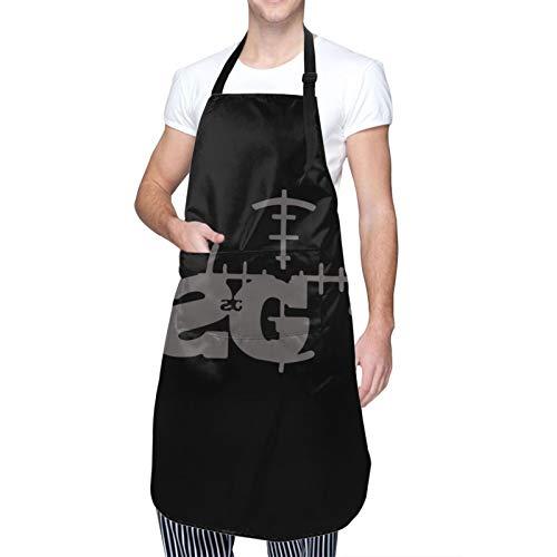 エプロン 2g Wifi カフェエプロン ポケット付き メンズ レディース シェフエプロン 作業エプロン 防水 軽量 防汚 透けない 首掛け 調節可能 多機能 シンプル おしゃれ 家庭作業 料理用 70x84cm