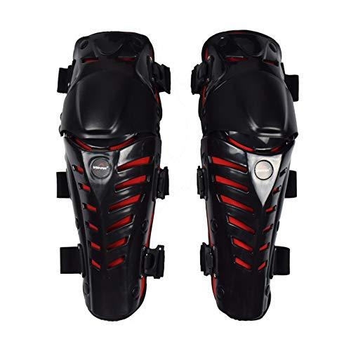 LXF JIAJU 4 Unids Rodilla + Almohadillas De Codo Protector De Motocicletas Unisex Rodilla De Rodilla Apoyo a Prueba De Golpes Resistente Protección Motocross Off Road Knee Pads (Color : VM 155)