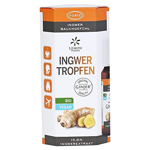 Ingwer Ginjer Forte Tropfen, 20 ml