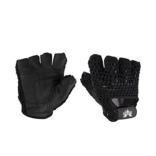Valeo Mesh Back Lifting Gloves, Net Training Gloves, Gym Weight Lifting Gloves