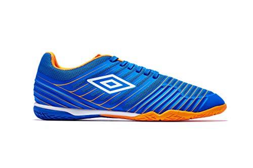 Umbro New Vision Pro, Zapatillas de fútbol Sala Hombre, Azul Gzb, 40 EU