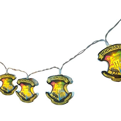 Harry Potter Hogwarts 2D String Lights