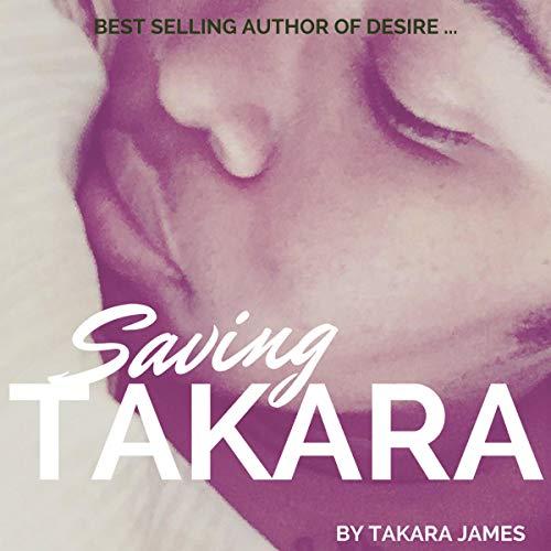 Saving Takara audiobook cover art