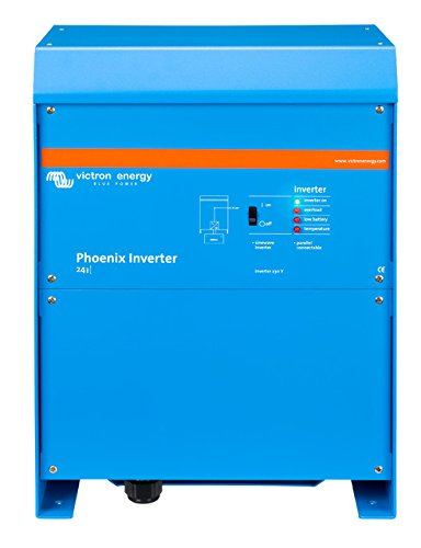 Victron Energy - Inversor 2400W 24V 3000VA Victron Energy Phoenix Modelo 24/3000 - PIN243020000