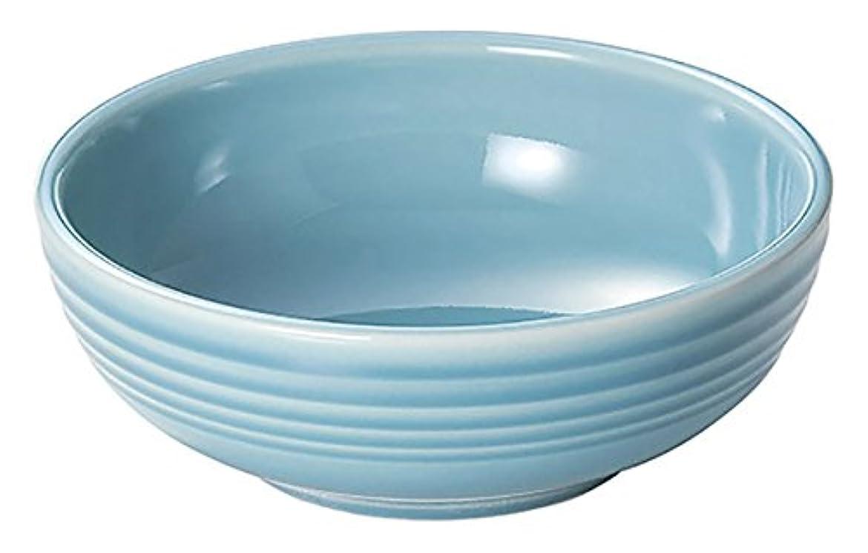 固有の最大デザート光洋陶器 オービット ボウル 17cm ターコイズブルー 12686024