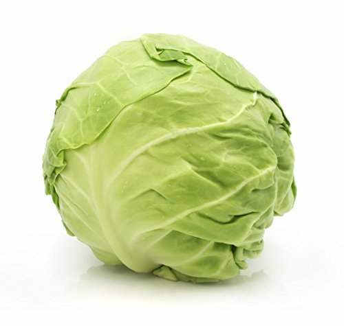 Green Cabbage, Locally Grown, 1 Head