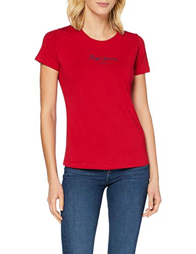 Pepe Jeans New Virginia T-Shirt, 288, SMA L L Donna