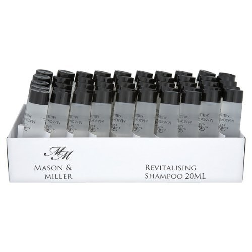 Mason & Miller Revitalising Shampoo 20ml (Pack of 50x20ml)