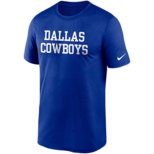 Dallas Cowboys Camiseta Legend para hombre - 200210092, playera Legend, XXL, Royal